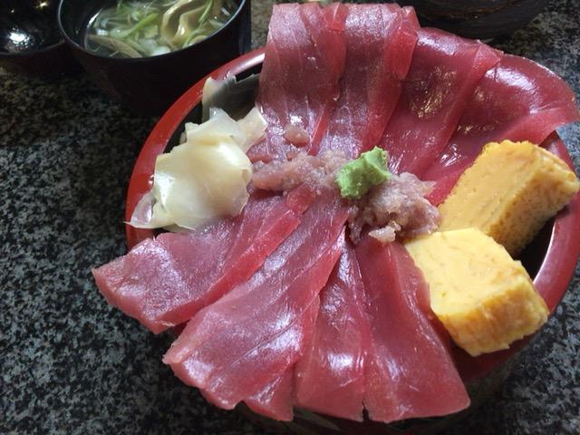 【北区】鮨割烹 酔魚でちらしランチを食べた