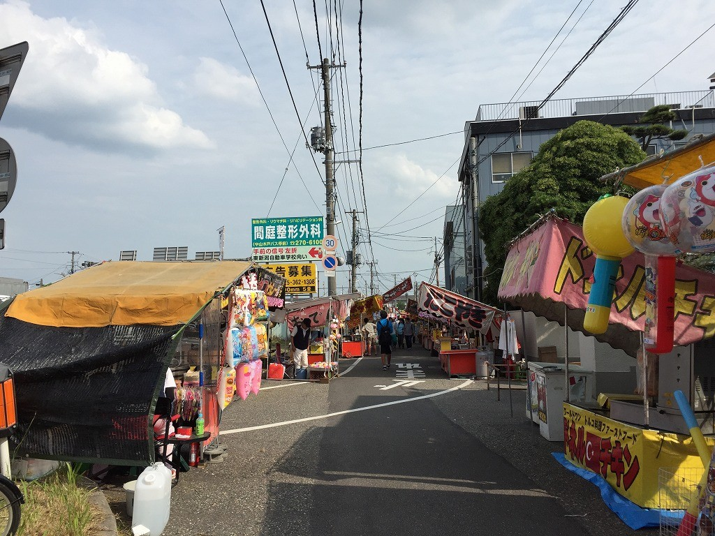 新潟の蒲原祭りとは?今年は開催する?場所は?駐車場はどこにある?