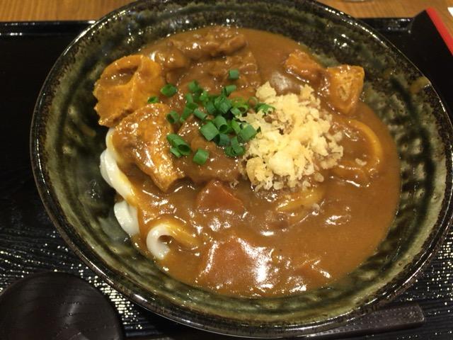 新潟市中央区本町にあるどんどらさんでうどん食べた